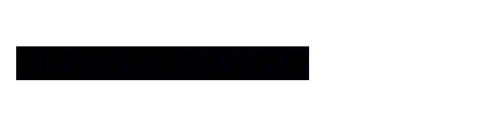 Utvik Bygg logo